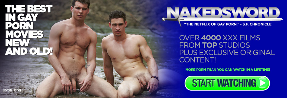 Get A massive 45% off with a Yearly NakedSword discount for unlimited access for 365 days of the year!